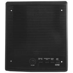 "Nutone ISA448BL 8"" Indoor Remote Speaker Black Nutone Intercom"