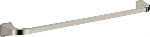 Delta Faucet 75230-PN Tesla Towel Bar, Polished Nickel,, 30'' by DELTA FAUCET