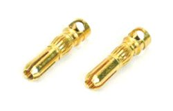 grispner - 2970.HD50 - Prise MÂle Double Contact Or  G3,5, Longue, 50 Pces