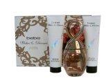 Bebe Wishes and Dreams 3 Piece Gift Set (Eau de Parfum Spray, Body Lotion, Shower Gel)