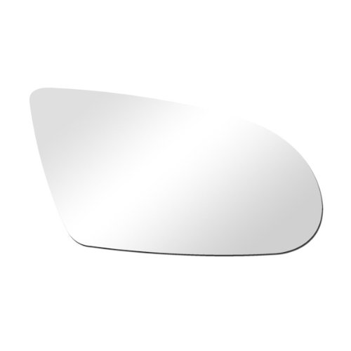 CarPartsDepot, R/H New Mirror Glass Right (Passenger Side) Door View Replacement, 369-3522 GM1323418 - Camaro Door Mirror