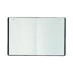 Exacompta 812B Geschäftsbuch (geben 100 Blatt, 110g, DIN A5) Weiß
