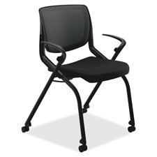 Motivate Seating Nesting Flex-back Stack Chair - Frame - 23.
