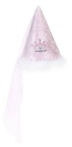 Creative Education of Canada Great Pretenders Light Pink Princess Hat (One Size) -