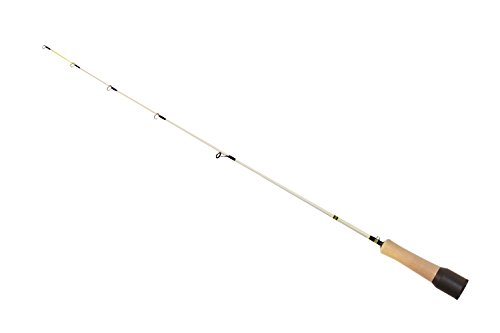 Baitrunner noodle ice fishing rod 24 inch ultra sensitive for Ice fishing noodle rod
