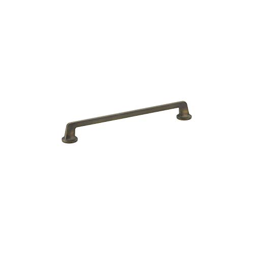 - Schaub Northport Collection 10 in. (254mm) Pull, Ancient Bronze - 203-ABZ