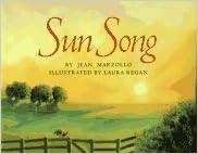 Book Sun Song by Jean Marzollo (1997-04-30)