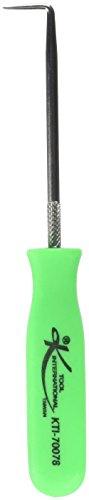 K Tool International KTI70078 Neon Green 90 Degree Pick (90 Degree Neon Green Pick)