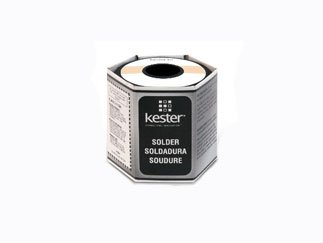 KESTER SOLDER 24-6337-8807 245 No Clean Core 63% Tin 37% Lead Solder ...