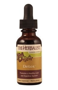 The Herbalist Detox Liquid Extract