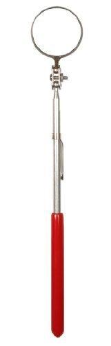 """Ullman E-2Circular telescópico bolsillo espejo de inspección, 1–1/4""""de diámetro, 8"""" Longitud total por Ullman"""