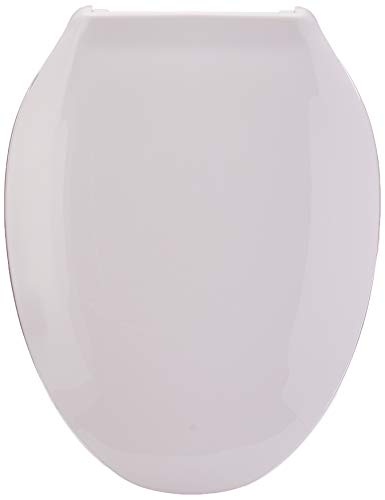 TOTO SC134#01 Elongated Commercial Toilet Seat, Cotton White