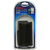 Cellet Blackberry 8800, 9000, Noble Case with Metal clip with supported belt loop (Sleep mode, sealed clamshell)