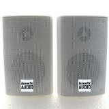 Acoustic Audio AA351W Indoor/Outdoor Speakers, White, Set of - Best Reviews Guide
