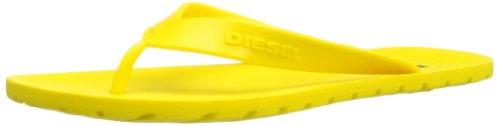 Diesel Plaja Splish - Chanclas de goma hombre Buttercup T 3015