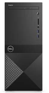 Size Tower Business Computer PC (Intel Quad Core i3-8100, 8GB Ram, 1TB HDD, HDMI, WiFi, DVD-RW) Windows 10 (Certified Refurbished) ()