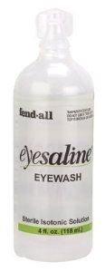 EyesalinePersonal Eyewash Products - 1 oz. Eyewash sterile Bottled Personal Eyewash