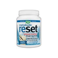Natures Way Metabolic Reset Chocolate Weight Loss Shake, 1.4 Pound - 2 per case.