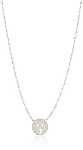 Funky Fish (Necklace) for Women (Silver) (I-645_N7297473289640)
