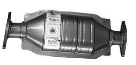 Catalytic Converter Mazda Miata - AB Catalytic 4642 - Direct-Fit Catalytic Converter (Non C.A.R.B. Compliant)