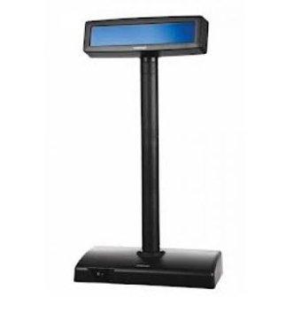 Posiflex PD2600U Pole Display, 2 x 20 VFD, 9 mm Character...