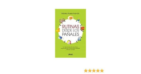 Rutinas Desde Los Pañales: MARISA RUSSOMANDO: 9789507881251: Amazon.com: Books