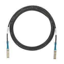 15FT PANDUIT UTPSPY Cat 6 RJ45 to RJ45 Black UTP Patch Cords Pack of 10