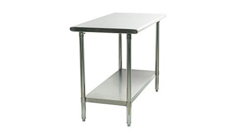 TRINITY EcoStorage NSF Stainless Steel Table, 48-Inch by Trinity (Image #6)
