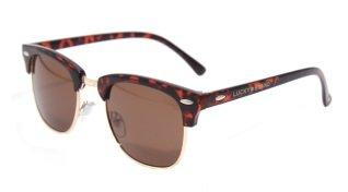Lucky Unisex-Adult D901tor50 Cateye Sunglasses, TORTOISE, 50 - Prescription Sunglasses Fast