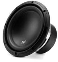 JL Audio 8W3V3-4 8'' Single 4-Ohm W3V3 Series Subwoofer by JL Audio