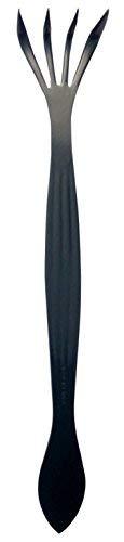 Rastrillo con Espatula para Bonsai Japonesa 215 mm