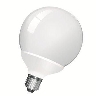 LÁMPARA LED LUXRAM 3,5 W EN FORMA DE GLOBO DE BAJO CONSUMO ES/E27 LA ...