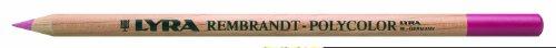 LYRA Rembrandt Polycolor Art Pencil, Light Carmine, 1 Pencil