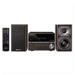 家電 オーディオ関連 その他オーディオ機器 JVCケンウッド コンパクトHi-Fi システム ブラック XK-330-B -ak [簡易パッケージ品] B07HP9ZRTN