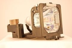 Replacement Lamp Module for Sanyo 610-307-7925 POA-LMP65 Projectors (Includes Lamp and Housing)