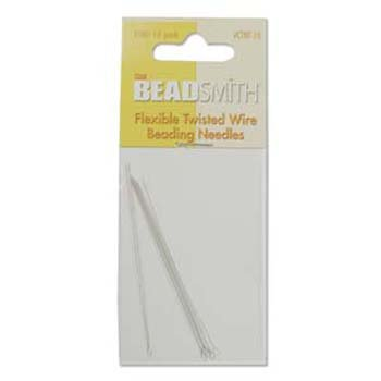 Fine - CTNF-10 (Twisted Wire Beading Needles)