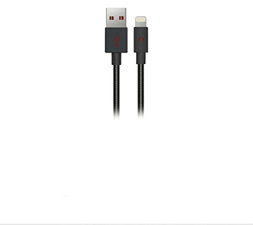 X 6S Plus 8 6 6 Plus XR 6s 3ft Metallic Lightning Apple MFi Certified Lightning//Charger Cord Charging Cable Charger Compatible for iPhone Xs 7 8 Plus Max 7 Plus 5 iPad and More Gray