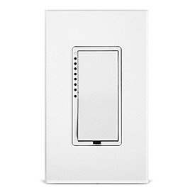 Off Dimmer Switch - Insteon Smart Wall Switch, Works with Alexa via Insteon Hub, Uses Superior Dual-Mesh Wireless Technology for Unbeatable Reliability - Better than Wi-Fi, Zigbee & Z-Wave