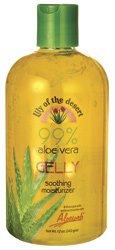 Lily Of The Desert - 99% d'Aloe Vera Gelly Crème Apaisante - 12 oz