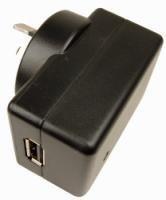 (Cables Unlimited Zip-PWR-AC3 110V-230V Australia/Newzealand AC Wall Plug to 5V USB Adapter)