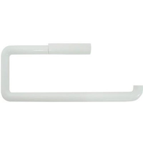 interDesign 35001EU Paper Towel Holder, Set of 1, White