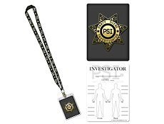 [Beistle 57832 PSI Party Pass, 25-Inch] (Crime Scene Decorations)