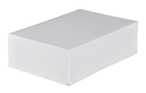 Southern Champion Tray 1201 Paperboard Automatic Donut Box, 9-9/16