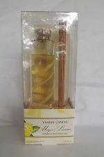 1266342 Meyer Lemon Premium Reed Diffuser by Yankee Candle 3 oz by YANKEE CANDLE