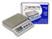 Detecto Scales Co PS-7 Scale Dietary Digital Ea