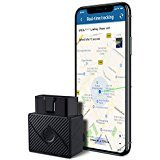 Willaire OBD GPS Tracker Real Tme Locator GSM/GPRS Viehicle Tracker with Free App's Contracts for Tracking Vehicles