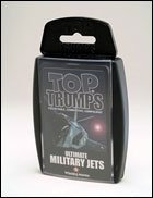 Top Trumps Ultimate Military Jets by Top Trumps