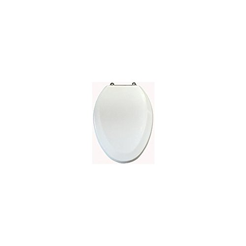 ProSource T-19WMC Toilet Seat Pack of 4 by Mintcraft (Image #1)