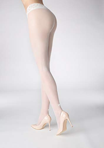 bf43a87e1 Patrizia Gucci designed for Marilyn Fashion Pantyhose - Backseam ...