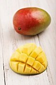 8 Selected Sweet and Juicy Fresh Large Mango Fruit - 9 Lb Pounds by hayden or kent (Image #3)